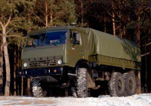 Камаз 43114 – одна из новых моделей грузовиков с грузоподъемностью 6 тонн: технические характеристики