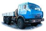 Шасси КамАЗ 43118
