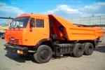 Самосвал КАМАЗ-55111