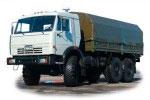 Бортовой тягач автомобиль КАМАЗ 43114